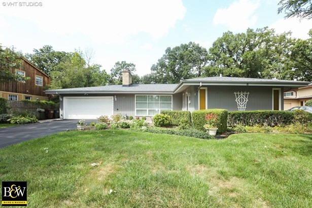 Ranch, Detached Single - Olympia Fields, IL