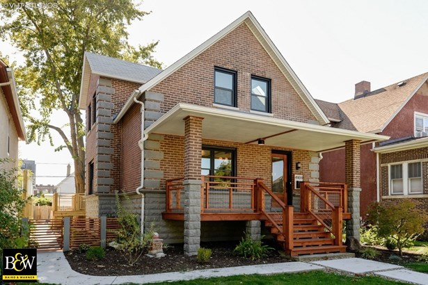 Cottage, Detached Single - Chicago, IL (photo 1)