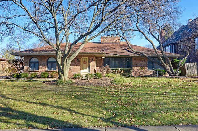 Ranch, Detached Single - Hinsdale, IL (photo 1)