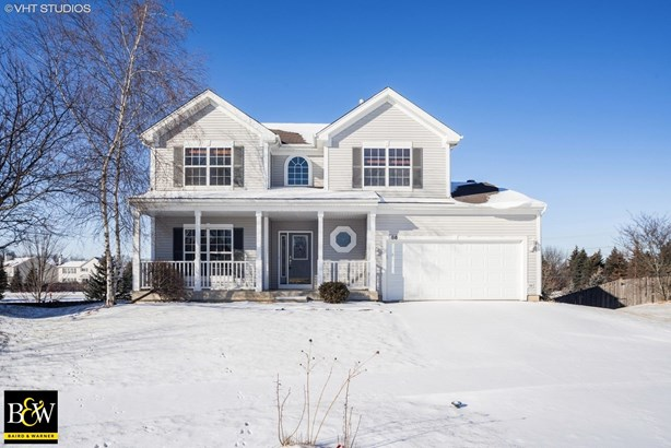 Traditional, Detached Single - Round Lake, IL (photo 1)