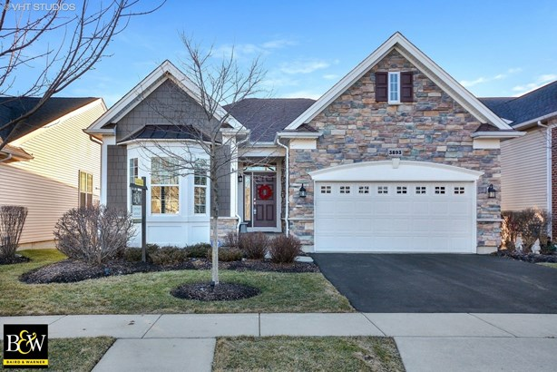 Ranch, Detached Single - Elgin, IL (photo 1)