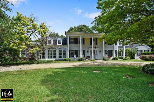 Colonial, Detached Single - Barrington Hills, IL (photo 2)