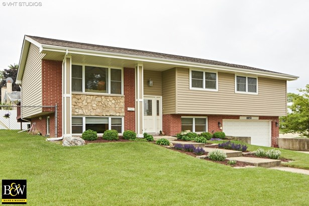 Detached Single, Step Ranch - Hickory Hills, IL (photo 1)