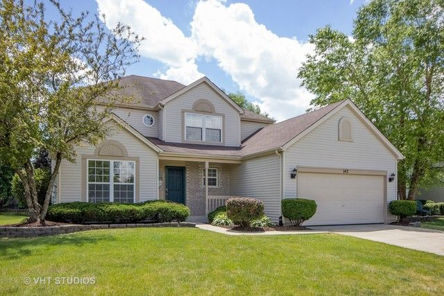Traditional, Detached Single - Romeoville, IL (photo 1)