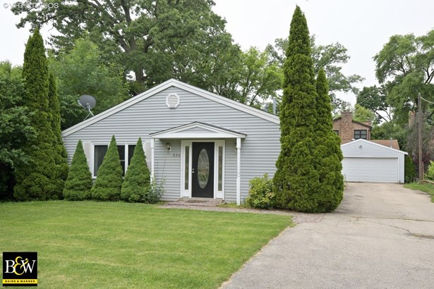 Ranch, Detached Single - Highwood, IL (photo 1)
