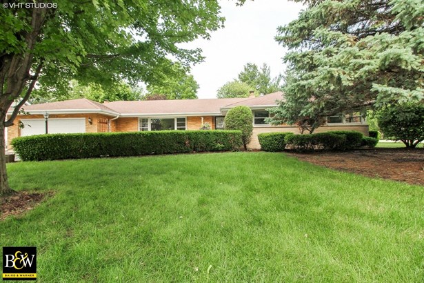 Ranch, Detached Single - Palos Heights, IL (photo 1)