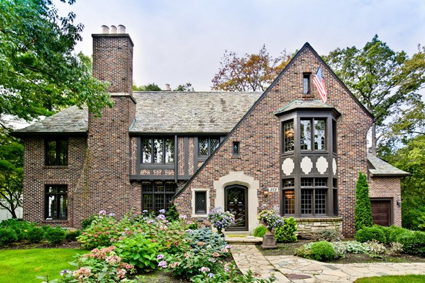 Tudor, Detached Single - Highland Park, IL (photo 1)