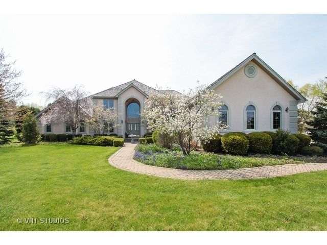 Contemporary, Detached Single - Wadsworth, IL (photo 1)