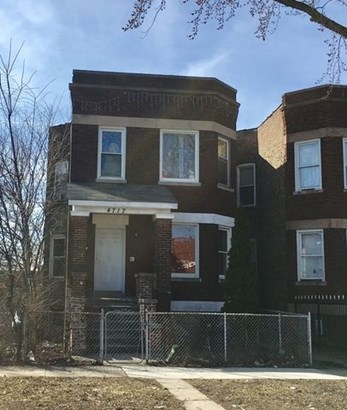 Two to Four Units, Traditional - Chicago, IL (photo 1)