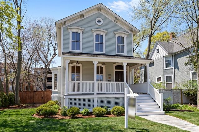 Victorian, Detached Single - Evanston, IL (photo 1)