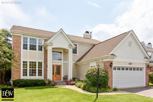 Traditional, Detached Single - Palatine, IL (photo 1)