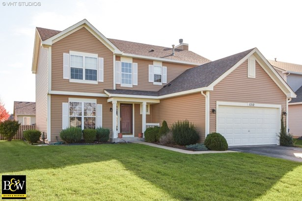 Contemporary, Detached Single - Minooka, IL (photo 1)