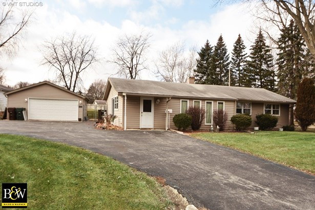 Ranch, Detached Single - Country Club Hills, IL (photo 1)