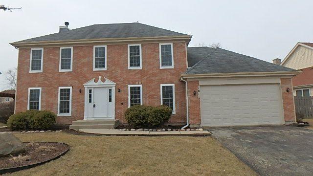 Colonial, Detached Single - Algonquin, IL (photo 1)