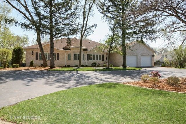 Ranch, Detached Single - Flossmoor, IL (photo 1)
