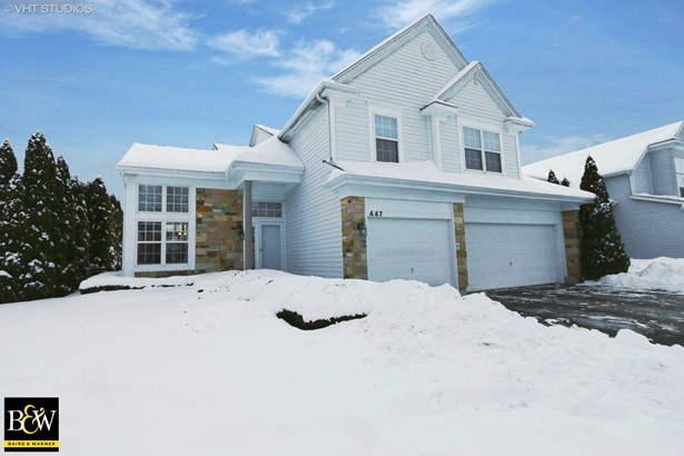 Traditional, Detached Single - Grayslake, IL (photo 1)