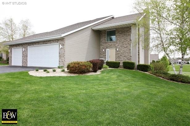 Contemporary, Detached Single - Poplar Grove, IL (photo 2)
