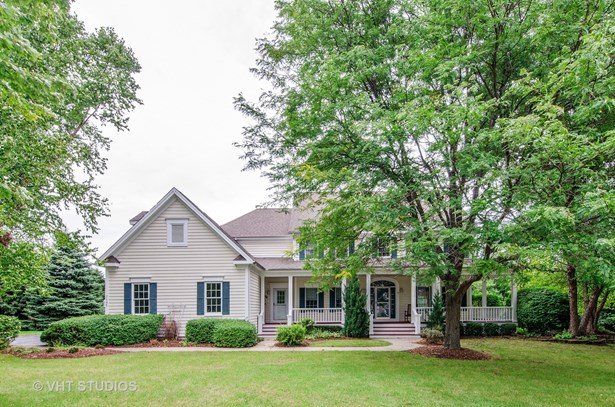 Colonial, Detached Single - Cary, IL