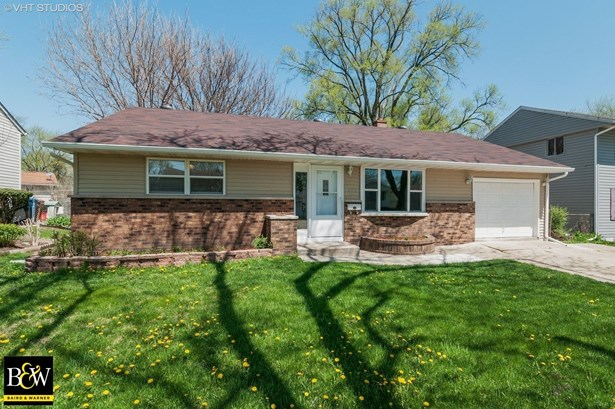 Ranch, Detached Single - Glendale Heights, IL (photo 1)