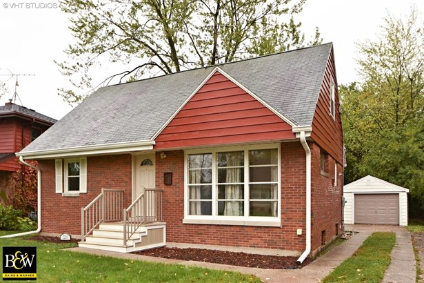 Cape Cod, Detached Single - Homewood, IL (photo 1)