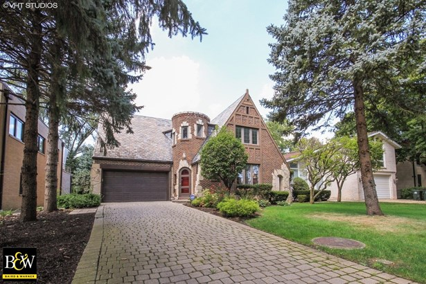 Tudor, Detached Single - Lincolnwood, IL