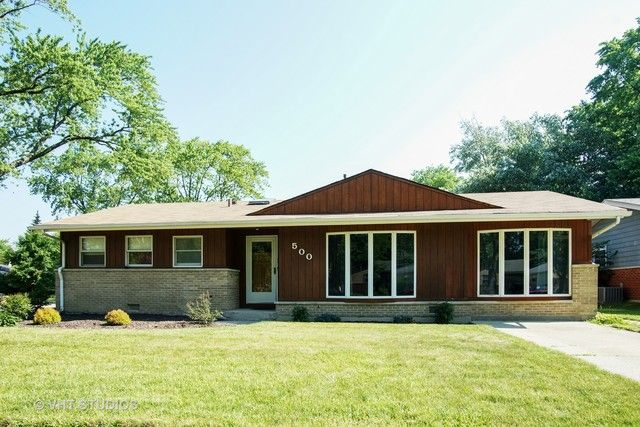 Ranch, Detached Single - Elk Grove Village, IL (photo 1)