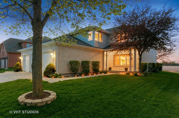 Contemporary, Detached Single - Roselle, IL (photo 1)
