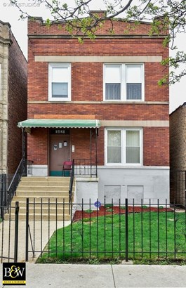 Row House, Two to Four Units - Chicago, IL (photo 1)