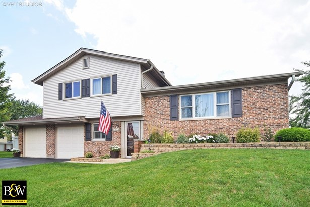 Tri-Level, Detached Single - Elk Grove Village, IL (photo 1)