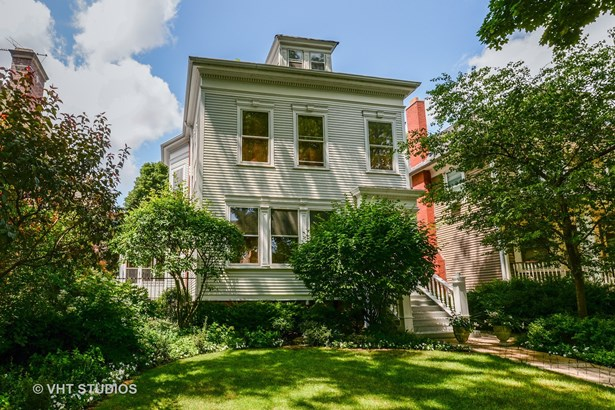 Traditional, Detached Single - Chicago, IL