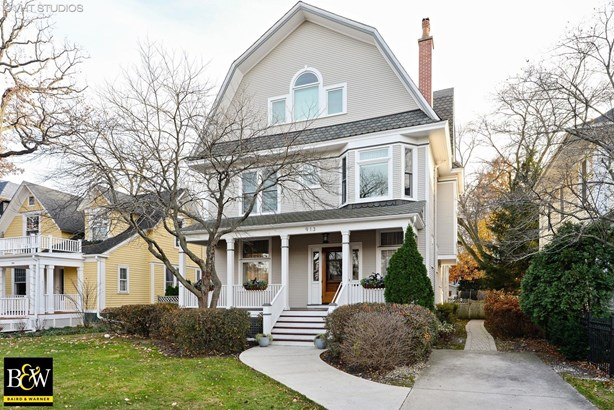 Queen Anne, Detached Single - Wilmette, IL (photo 1)