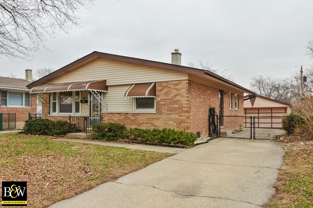 Ranch, Detached Single - Thornton, IL (photo 1)