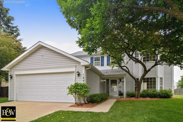 Traditional, Detached Single - Hanover Park, IL (photo 1)
