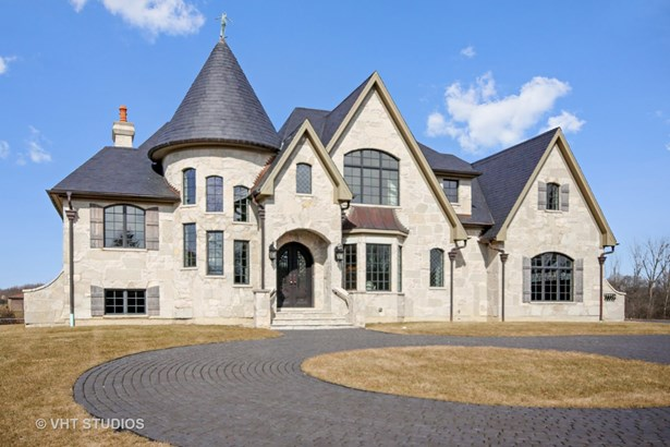 Detached Single, French Provincial - Orland Park, IL