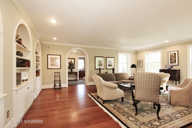 Traditional, Detached Single - Flossmoor, IL (photo 4)