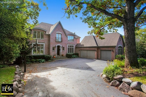 Traditional, Detached Single - Highland Park, IL (photo 1)