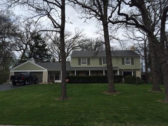 Colonial, Detached Single - Hinsdale, IL (photo 1)