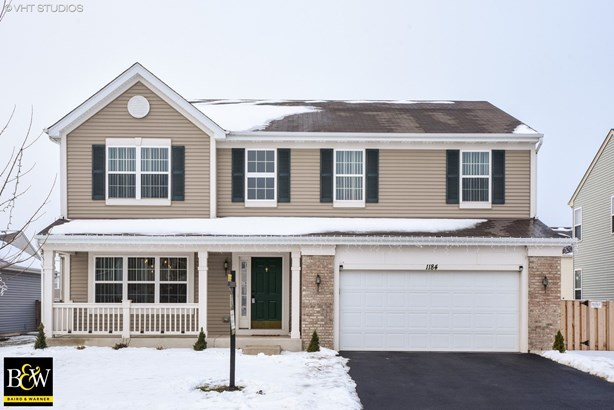 Traditional, Detached Single - Pingree Grove, IL (photo 1)