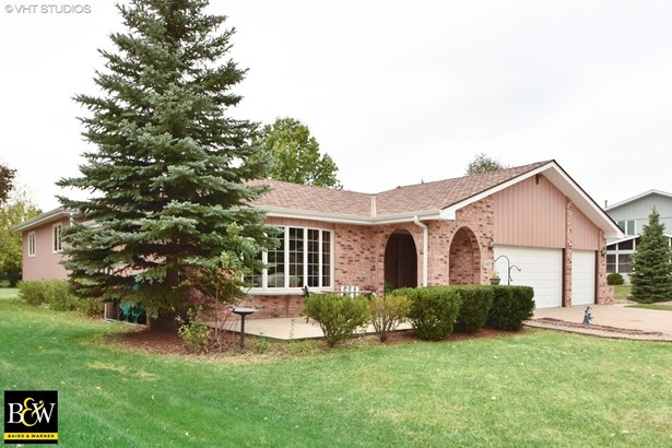 Detached Single, Step Ranch - Orland Park, IL (photo 1)