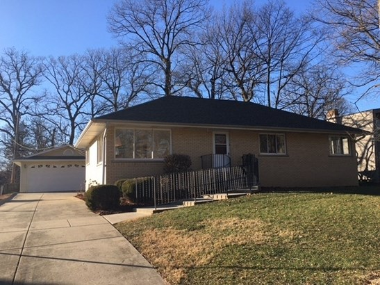 Ranch, Detached Single - Willow Springs, IL (photo 1)