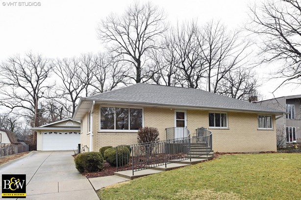 Ranch, Detached Single - Willow Springs, IL (photo 2)