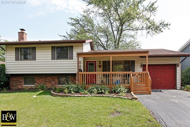 Tri-Level, Detached Single - Oak Forest, IL (photo 1)