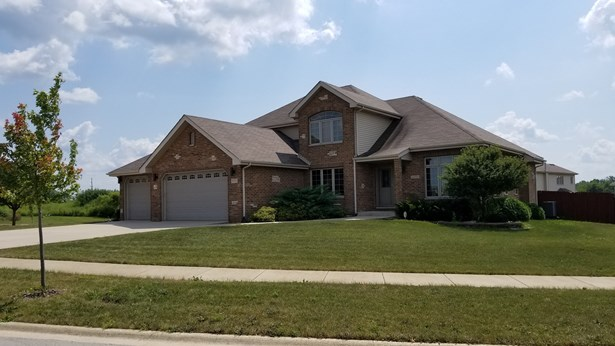 Traditional, Detached Single - Monee, IL