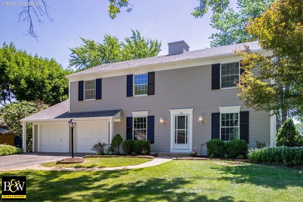 Traditional, Detached Single - Montgomery, IL