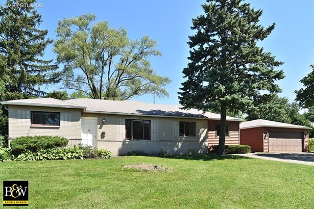 Ranch, Detached Single - Hoffman Estates, IL (photo 1)