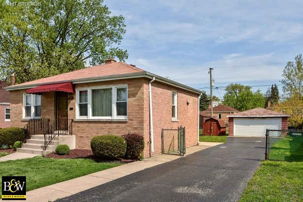Ranch, Detached Single - Evergreen Park, IL (photo 1)