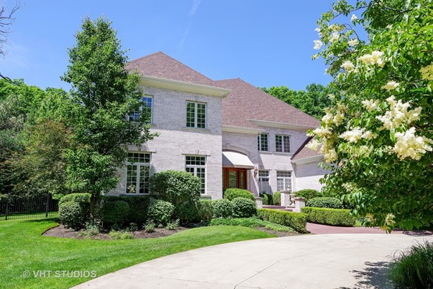 Detached Single, French Provincial - Riverwoods, IL