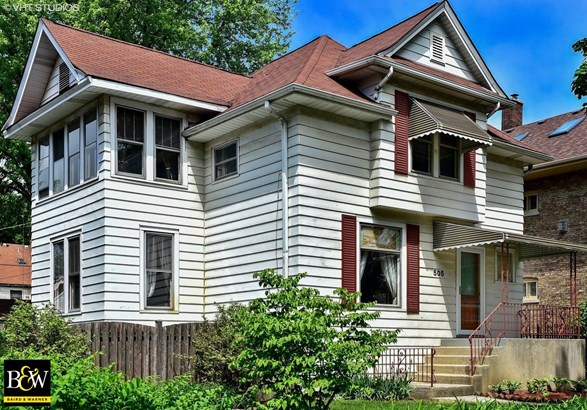 Traditional, Detached Single - Forest Park, IL (photo 1)