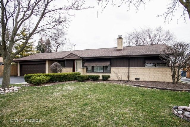 Ranch, Detached Single - Worth, IL (photo 1)
