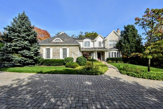 Detached Single, French Provincial - Highland Park, IL (photo 1)